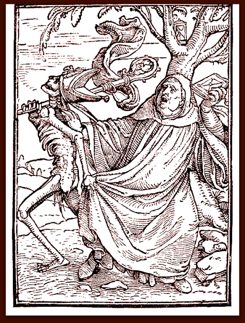 Abbot from The Dance of Death