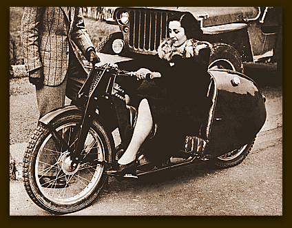 New Design Motobike